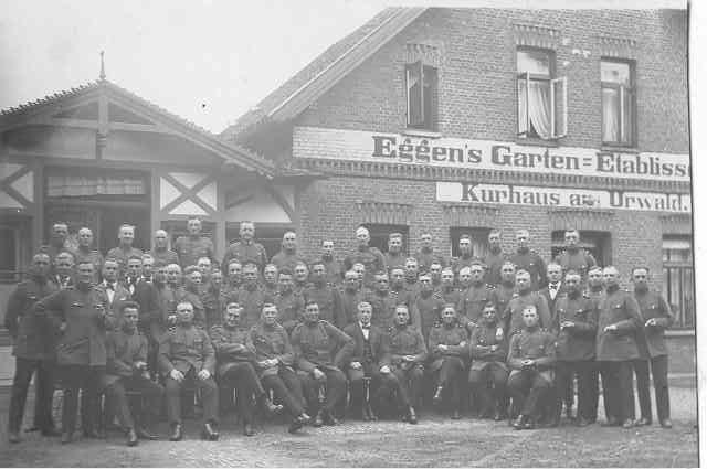Polizei Delmenhorst 1925