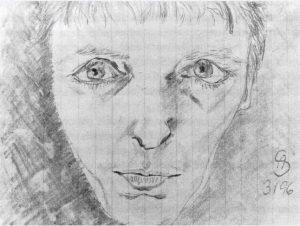 Selbstportrait - Annerose R. Windeler