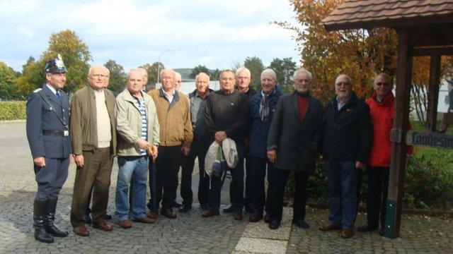 Jubiläumstreffen des 25. Grundlehrganges in Bad Bentheim 2012