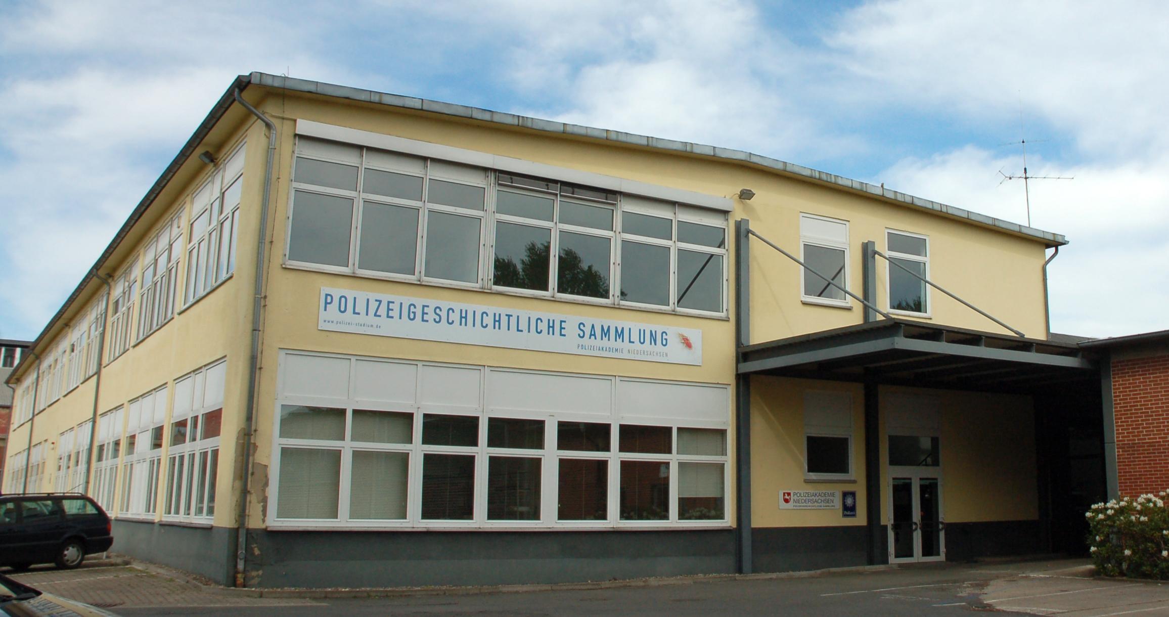 Polizeigeschichtliche Sammlung in Hannover