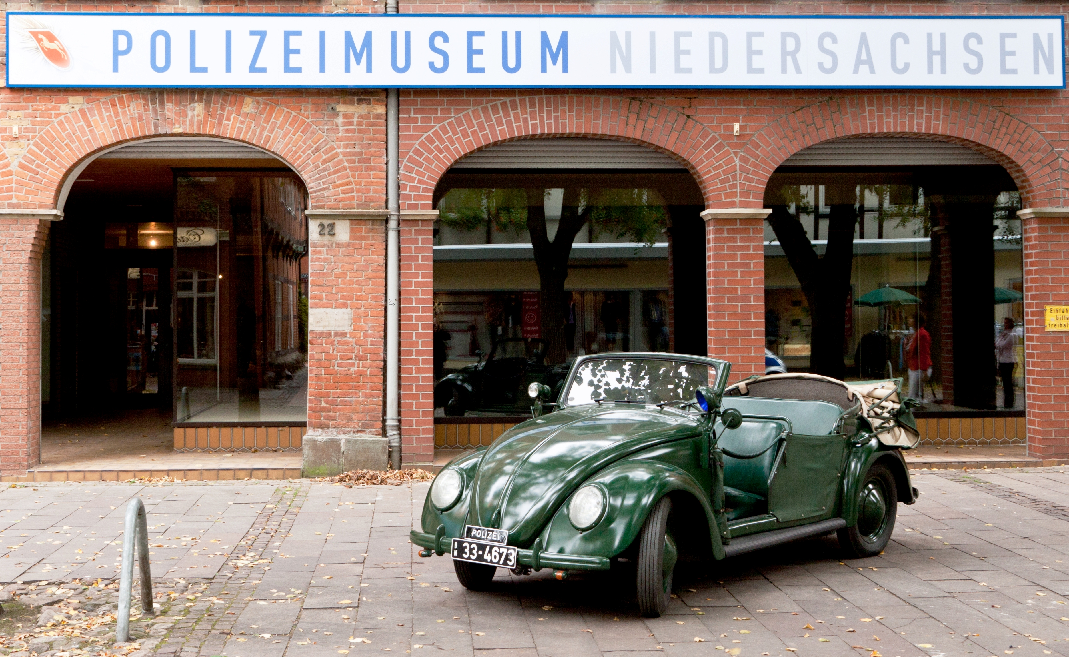 Polizeimuseum in Nienburg