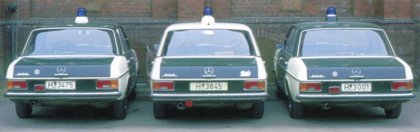 Förderkreis für Polizeigeschichte Niedersachsen e.V.Motorisierte ...