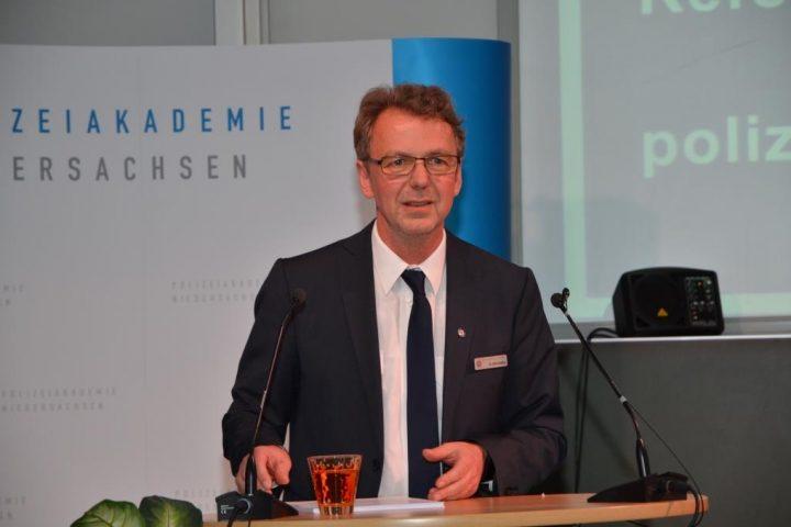 Dr. Dirk Götting (Foto: Polizeiakademie)