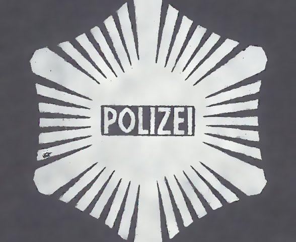 Stern Polizei Weimarer Republik