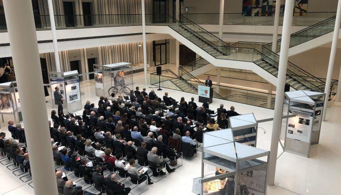 Ausstellungseröffnung im Niedersächsischen Landtag